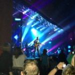 Chris Young at Riverwind Casino on March 9, 2013