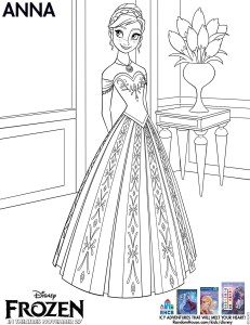 Fun Free Printables for Disney's 'Frozen'