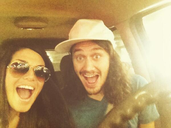 McCrae and Amanda Together