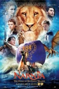"'The Chronicles of Narnia: The Voyage of the Dawn Treader'"" 10 Free Printable Coloring Pages"