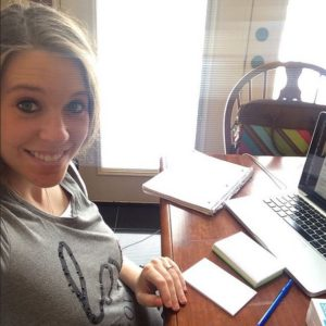 Did Jill Duggar Dillard Let Her New Baby's Name Slip?