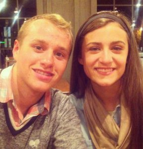 Josiah and Marjorie (Instagram)