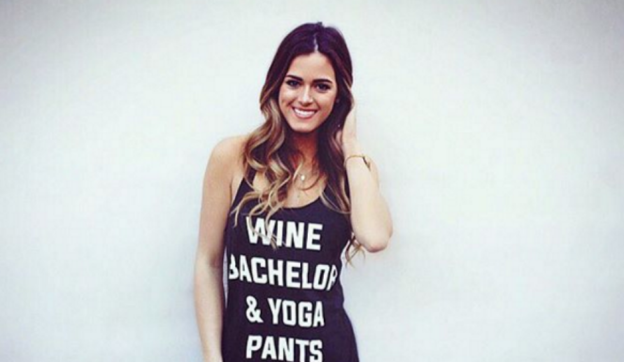 JoJo Fletcher from Instagram