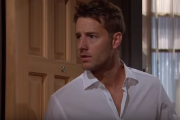 Justin Hartley from YouTube