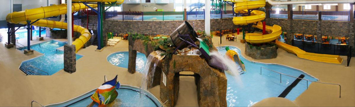 Review Castle Rock In Branson For Great Indoor Water Park