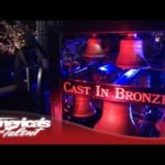 Cast in Bronz Performs on 'America's Got Talent'