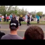Moore Oklahoma runs Westboro Baptist Church out of town