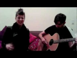 Bri Cuoco of 'The Voice' Performs on Youtube