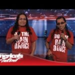 Mike Bone Raps on 'America's Got Talent' 2013