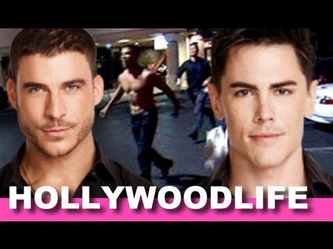 Tom and Jax of 'Vanderpump Rules' Talk Vegas Brawl