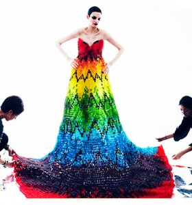 Dress Made Out of Gummy Bears: Check it Out Here!
