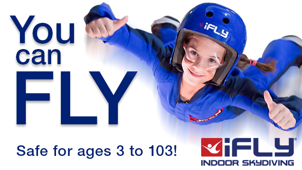 Heading To iFLY OKC For A Little Indoor SkyDiving