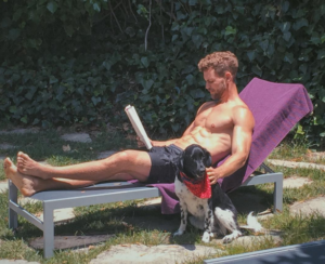 Nick Viall Goes Shirtless In New 'Bachelor' Promo