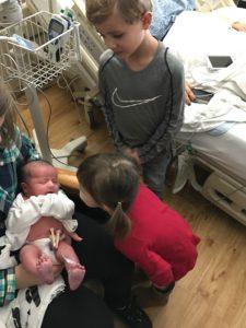 Exclusive Pictures: Jesse and Ann Csincsak Share Pictures of New Baby Carter James Csincsak