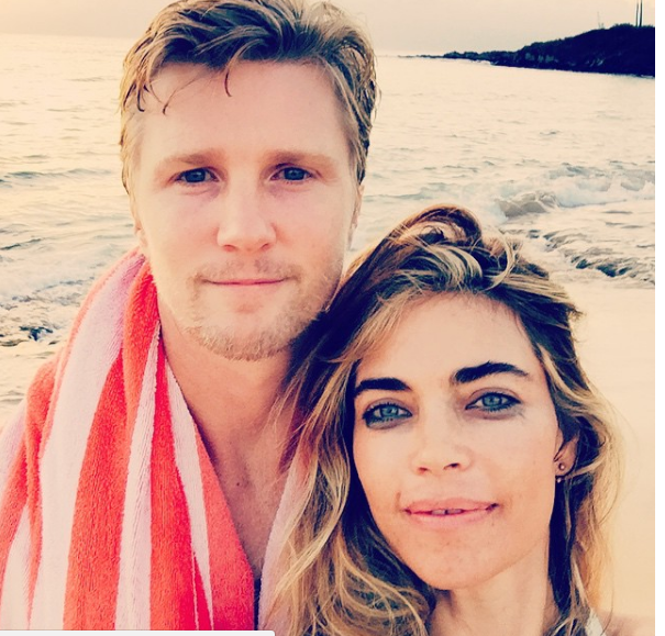 Thad Luckinbill and Wife Amelia Heinle Call It Quits