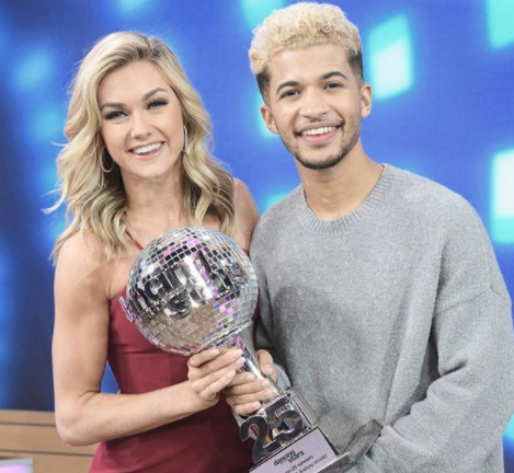 Who Won Season 25 of 'Dancing With the Stars'?