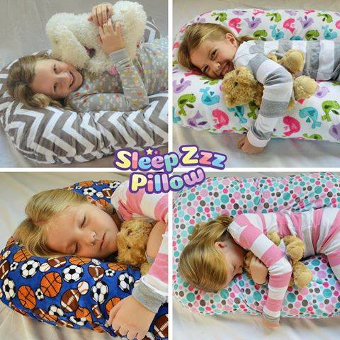Check Out ZZZ Pillow For Your Kids To Get A Good Night's Sleep