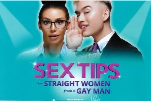 Review: Sex Tips For Straight Women From a Gay Man in Vegas With Scheana Marie Shay