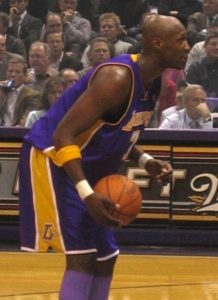 Lamar Odom Credit: Wikimedia Commons