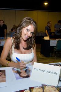 Stephanie Larimore wikimedia