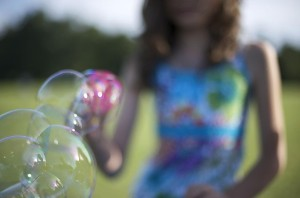 Bubbles from wikimedia commons