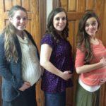 Anna Duggar Shares Photo of All Three Pregnant Duggars