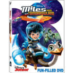 Review: Disney's 'Miles From Tomorrowland' For Kids