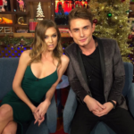 Lala Kent and James Kennedy Won't Be Allowed on 'WWHL' Again