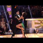 Cheryl Burke Dances With Drew Carey in 2014 on 'DWTS'