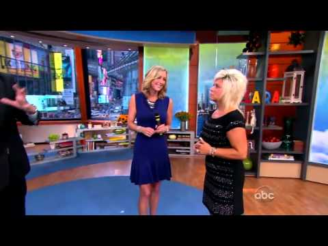 'Long Island Medium' Theresa Does Reading for 'GAA' Audience