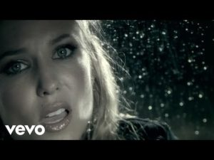 Julie Roberts Hit Video from Before 'The Voice' 2013