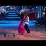 Lisa Vanderpump Wows in Pink Dress on 'DWTS' Night One