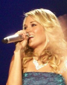 Carrie Underwood Won't Try to Be Julie Andrews in 'Sound of Music'