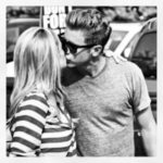 Jef Holm and Emily Maynard Enjoy a Kiss in New Picture
