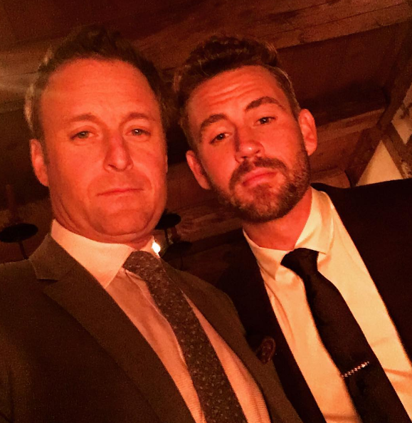 Chris Harrison Shares 'Bachelor in Paradise' Plans For Live Finale