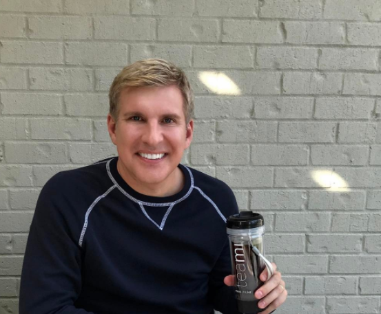 Todd Chrisley Reveals New Podcast He Will Be Doing With His Wife Julie