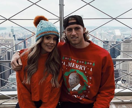 Brielle Biermann and Boyfriend Allegedly Split After Two Years