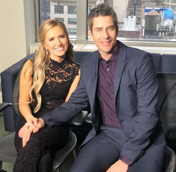 Arie Luyendyk Jr. and Lauren Burnham Announce Wedding Plans