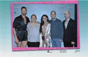 Picture with Scheana Marie Shay