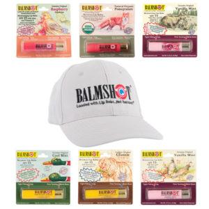 Your Chance To Win a Six Shot of BALMSHOT Lip Balm