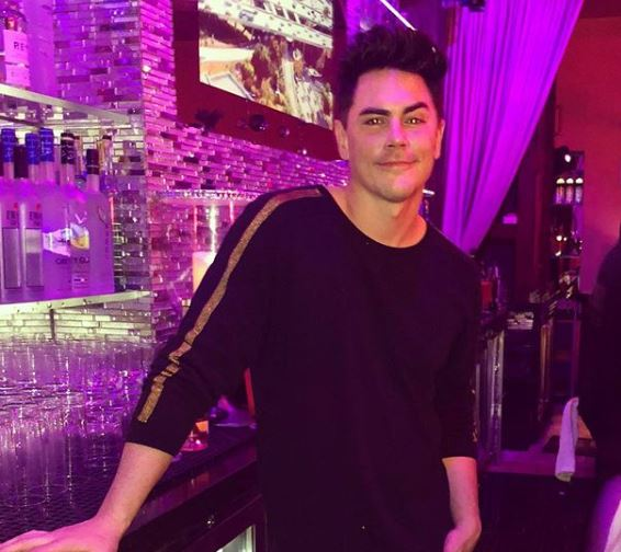 Tom Sandoval Shares When Tom Tom Is Finally Opening